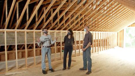 attic rebuild