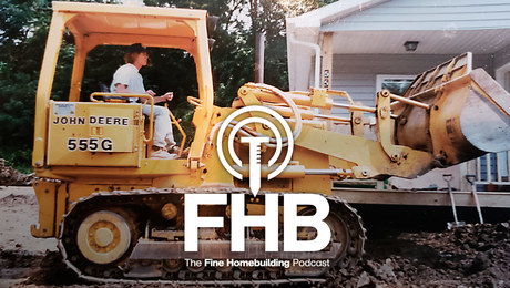 Podcast 307: Shed Foundations, Wasted Foam, and Deep-Energy Retrofits
