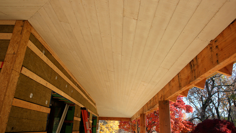 porch ceilings