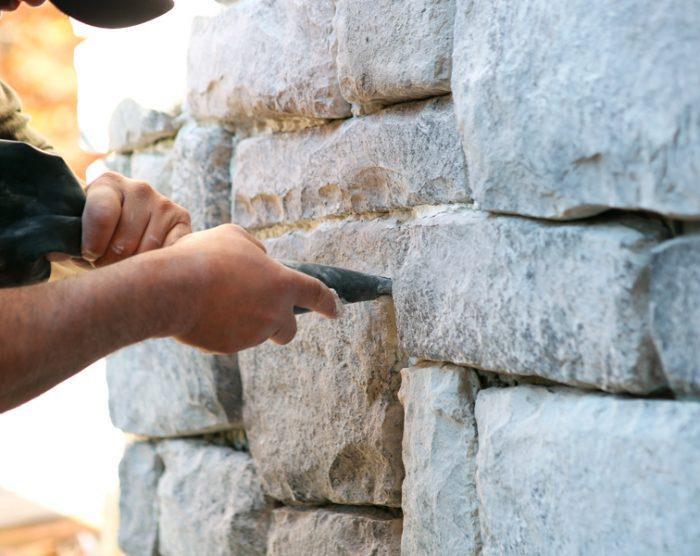 Eldorado stone masonry bag