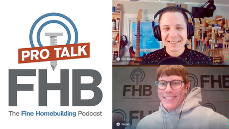 Podcast 308: PRO TALK With Eric Blimkie