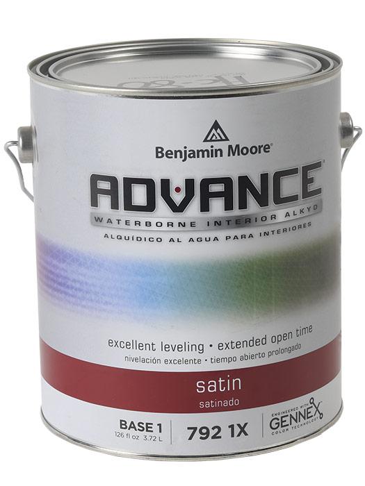 Benjamin Moore advance