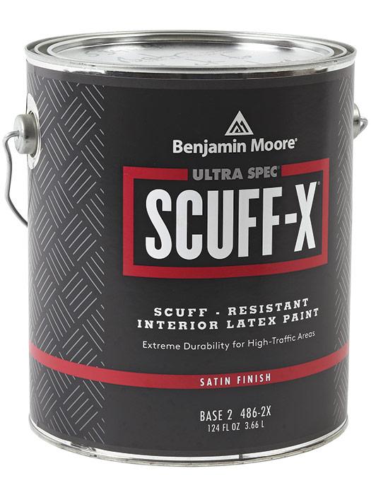 Benjamin Moore Scuff-X