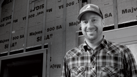 Josh Salinger, Construction Business Owner