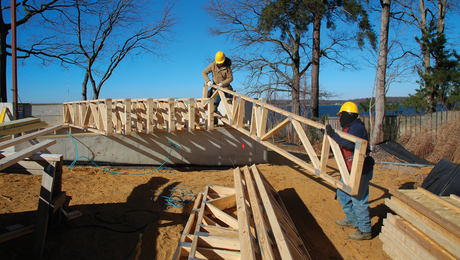 Successful Floors With Trusses