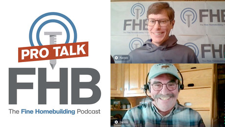 FHB Podcast 316: Pro Talk With Dennis Bessette