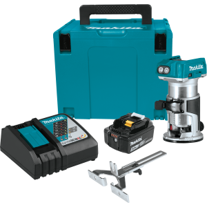 Makita cordless router kit