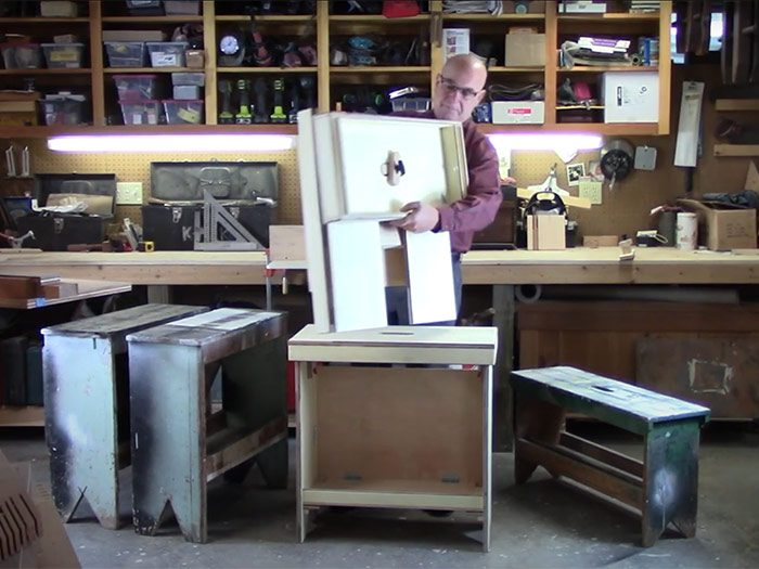Collapsible-&-Nesting-Saw-Benches