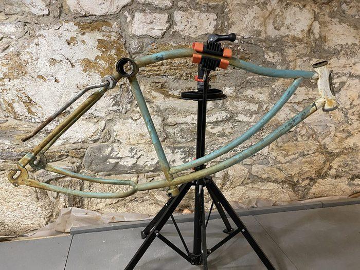 Rob's bike restoration