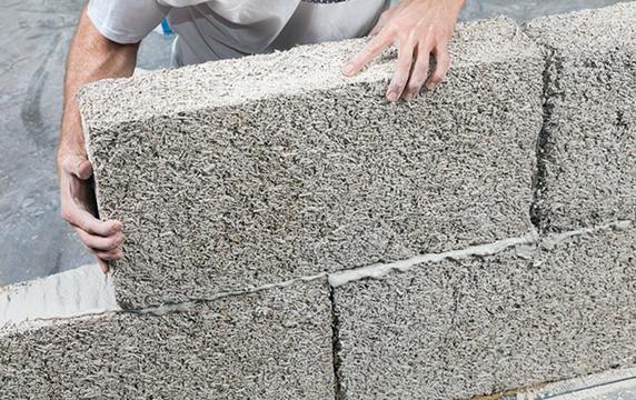 hempcrete block insulation