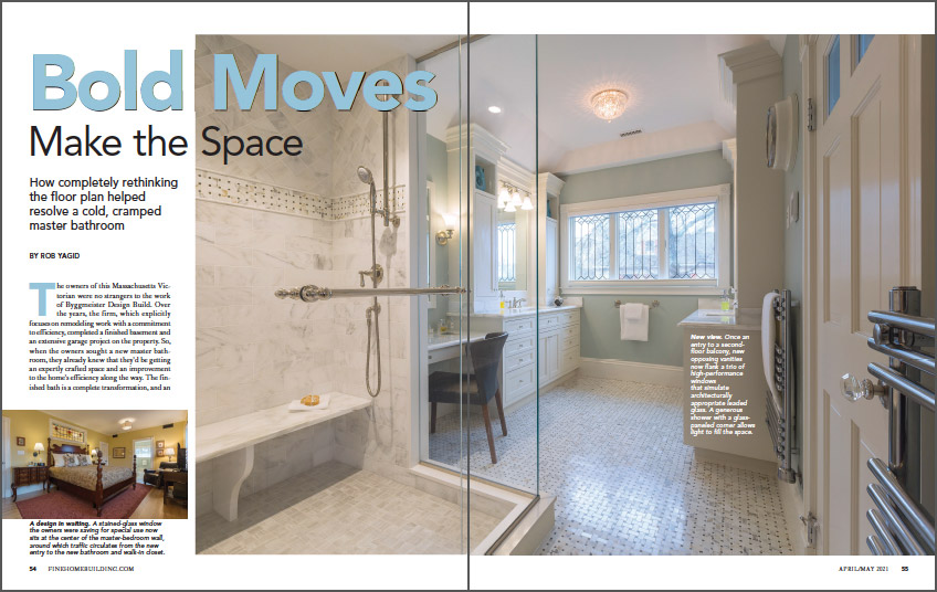 Bold Moves Make the Space spread