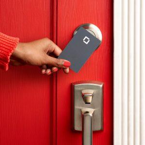 Level Lock key card
