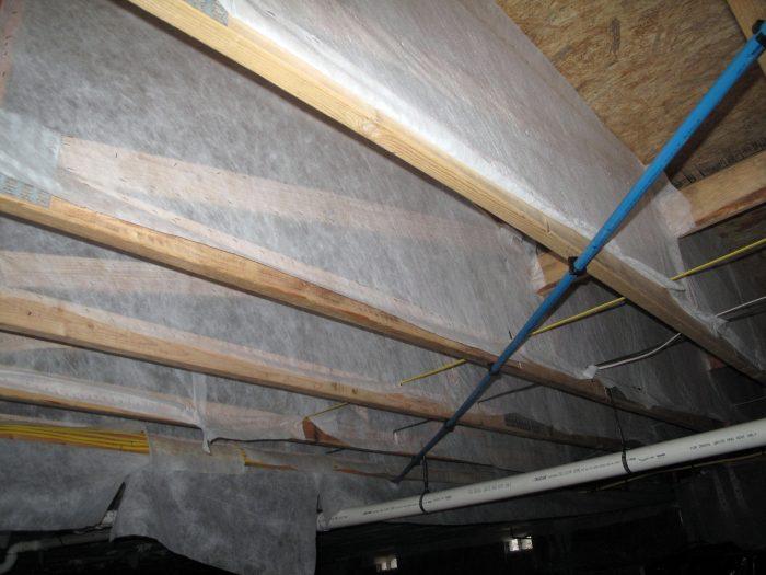 Floor-trusses