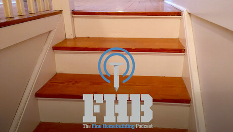 Podcast 340: Fixing Wood Floors, Books for Builders, and Less-Ugly Split-Levels