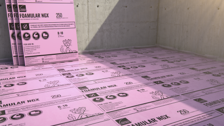 pink foamular ngx insulation
