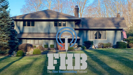 Podcast 344: Bad Contractors, Failed Foundation Walls, and Bonfig Roofs