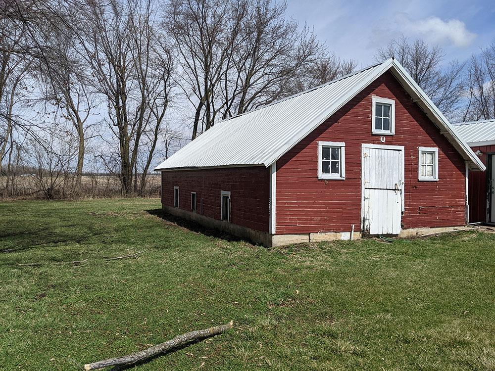 Adam's hog house