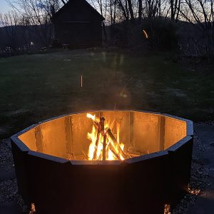 Rob's fire pit