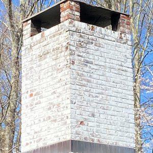 Chris brick chimney