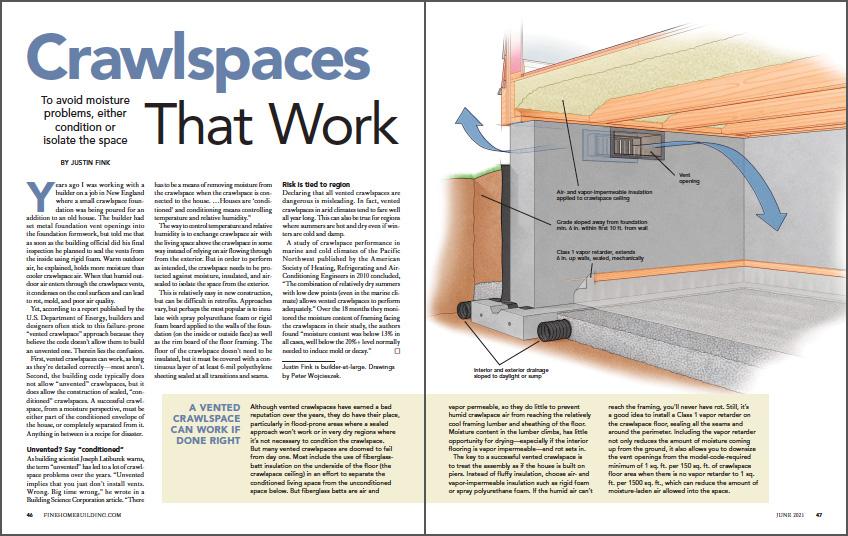crawlspaces that work spread image