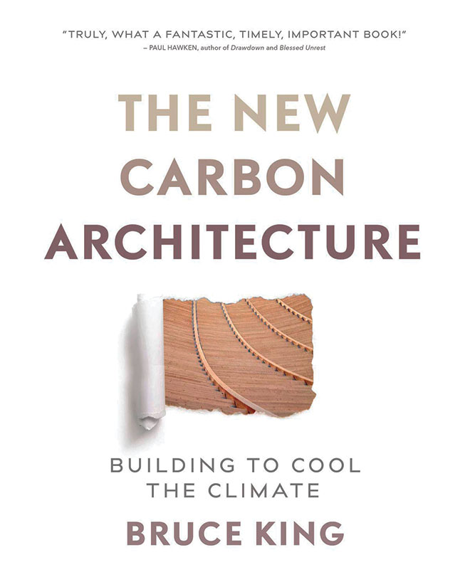 The New Carbon Architecture Book Cover