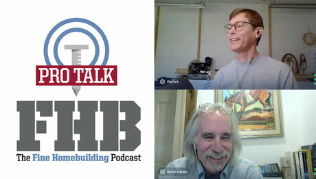Podcast 347/349: PRO TALK With Carpenter Kevin Ireton