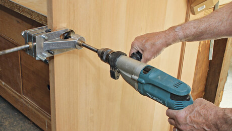 Installing a Mortise Lockset