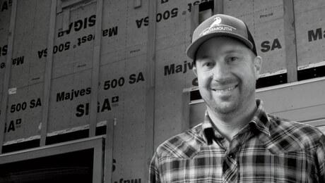 Josh Salinger, Construction Business Owner