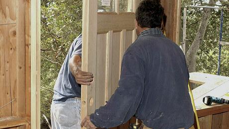 Installing-an-Exterior-Door