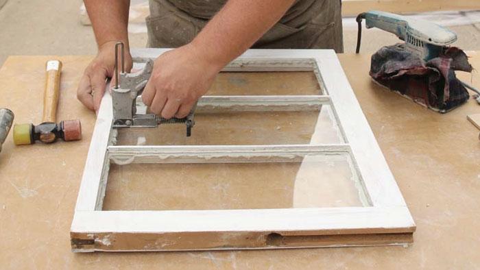 replace glass window pane