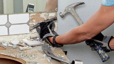 Tiling Demolition Tools