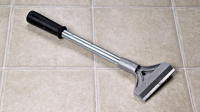floor scraper