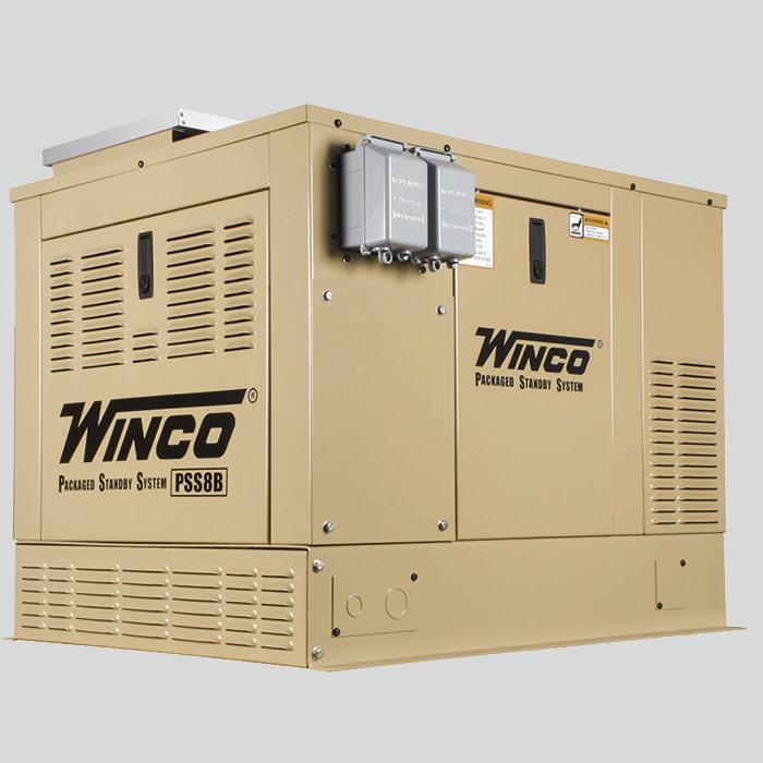 Winco PSS8B2W/H 8kw $4000