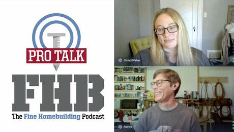 Podcast 361: PRO TALK With Designer Christi Weber