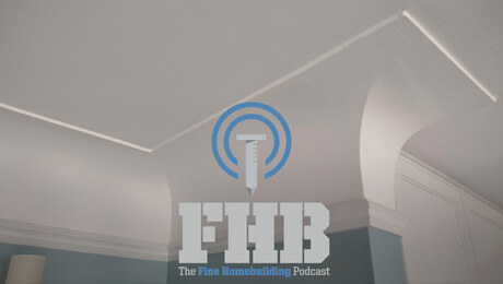 Podcast 362: Effective Tarping, Saggy Ceilings, and Cracks that Won't Go Away