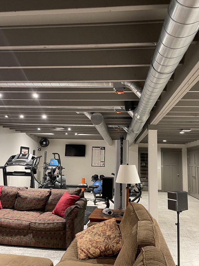 basement ducts