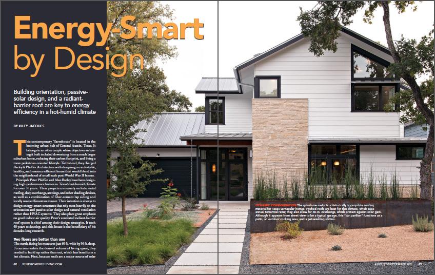 Energy-Smart by Design spread