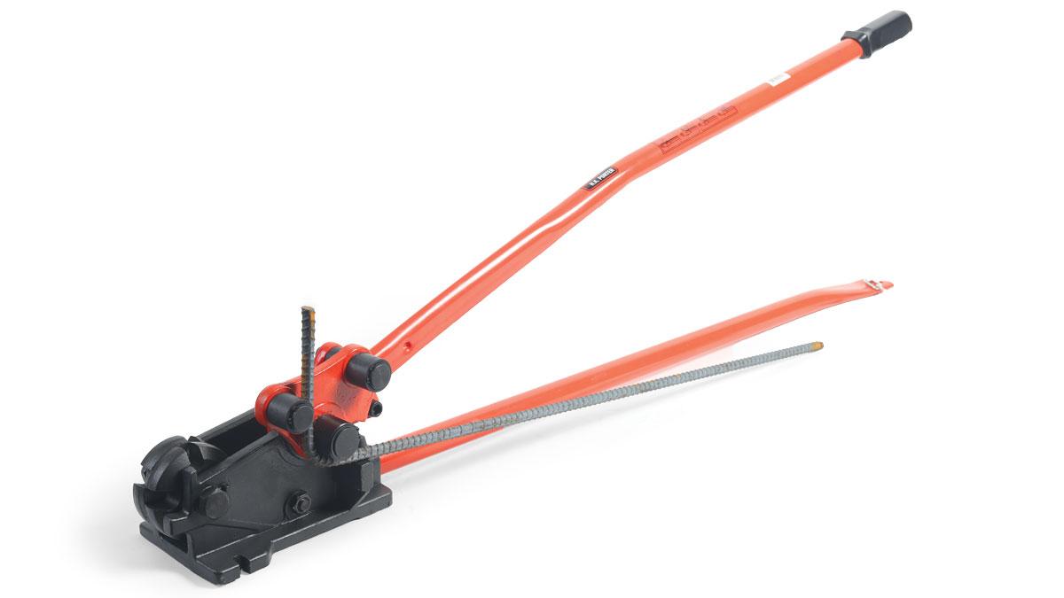 Rebar bender/cutter