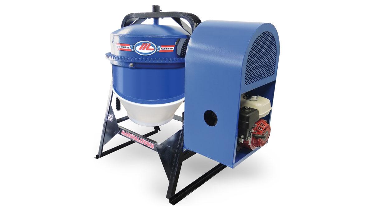 portable mixer