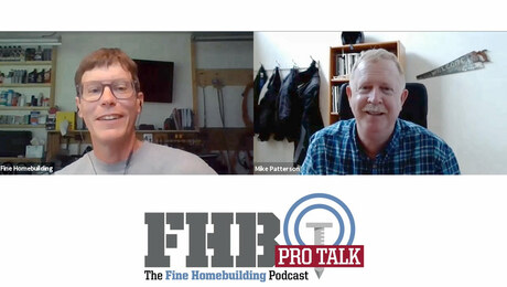 Podcast 373: PRO TALK With Remodeler Mike Patterson