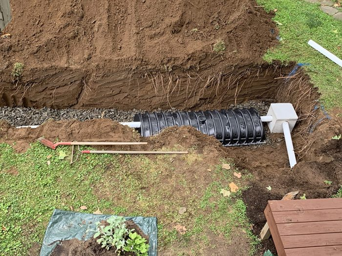 Kiley's-septic-system