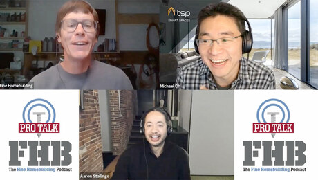 Podcast 375: PRO TALK With Smart-Technology Experts Aaron Stallings and Mike Oh
