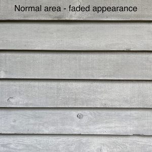 normal fading