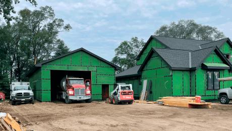 JPM Construction Outbuilding