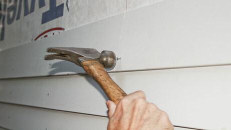 Installing Clapboard Siding