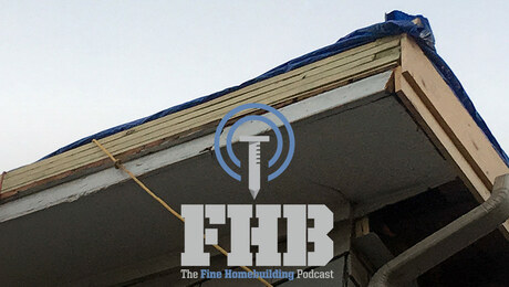 Podcast 384: Whole-House Batteries, Roof Insulation, and Design Software
