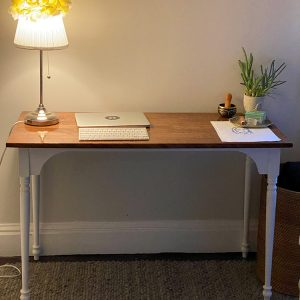 Rob's daughter's desk