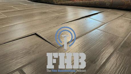 Podcast 386: Job-Site Protection, Failed Floor Tile, and DIY Spray Foam