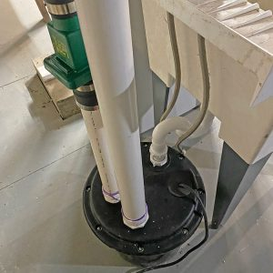 Rob's drain-pump