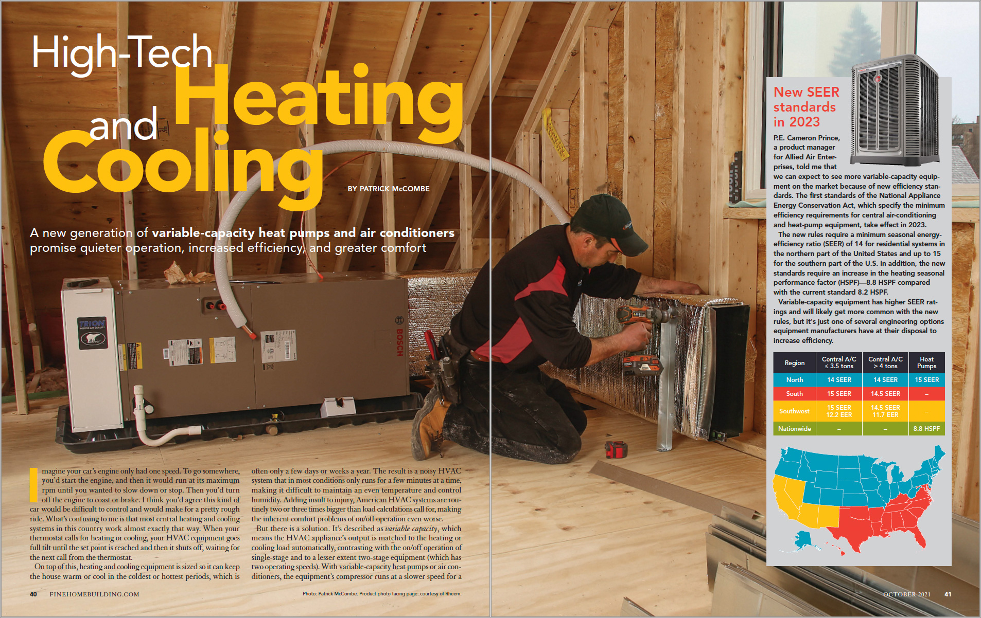 High-Tech Heating and Cooling spread